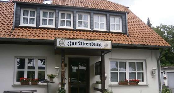 Hotel Zur Altenburg, Kalefeld ☆ ☆