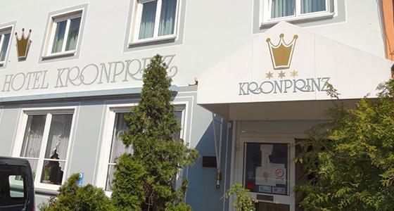 Hotel Kronprinz, Kulmbach ☆ ☆ ☆