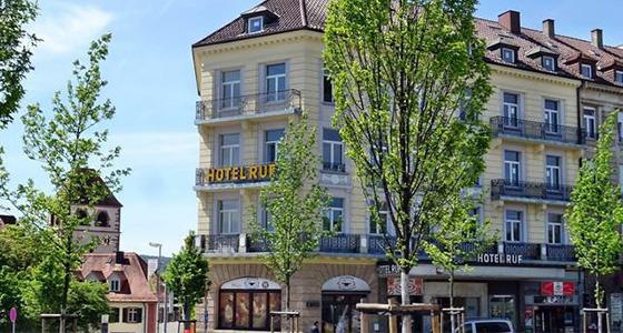Hotel Ruf / Jubema, Pforzheim ☆ ☆ ☆