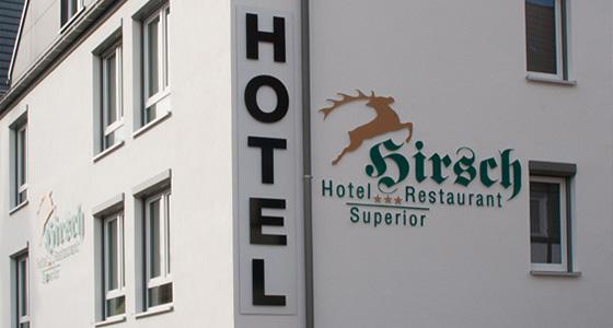 Hotel Hirsch, Heimsheim  ☆ ☆ ☆
