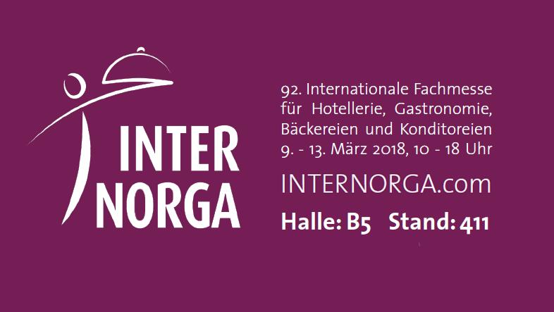 INTERNORGA 2018 – die Bäderwandler sind dabei!
