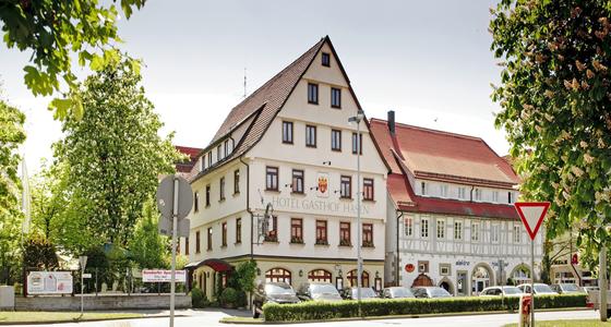 Hotel Zum Hasen, Herrenberg ☆ ☆ ☆ ☆